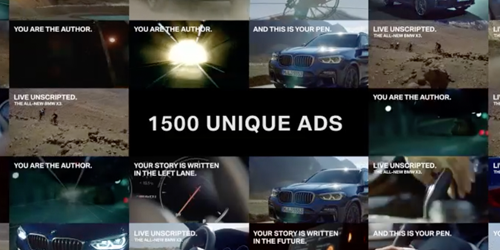 BMW Script Your Search